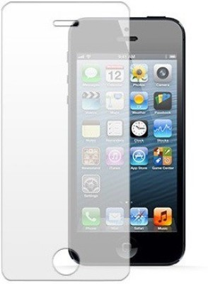 Go4Shopping Tempered Glass Guard for Apple iPhone 4s, Apple iPhone 4(Pack of 1)