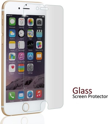 zZeonee Tempered Glass Guard for Apple iPhone 6, Apple iPhone 6s(Pack of 1)