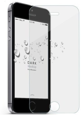 Tren Bee Tempered Glass Guard for iPhone 5/5S(Pack of 1)