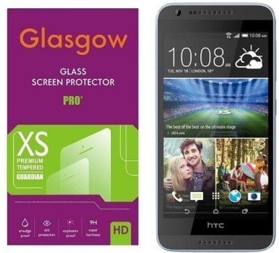 Glasgow Tempered Glass Guard for HTC Desire 620G
