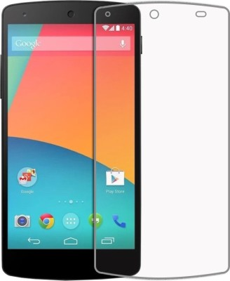 Linkizer Tempered Glass Guard for LG Nexus 5(Pack of 1)
