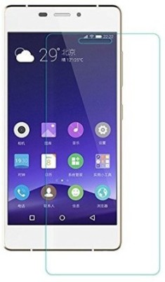 Vardhaman Communications Tempered Glass Guard for Gionee Elife E7