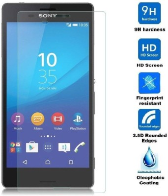 SmartLike Tempered Glass Guard for Sony Xperia Z5 Premium Dual Pack of 1 SmartLike Screen Guards