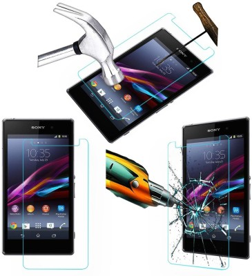 ACM Tempered Glass Guard for Sony Xperia Z1 L39h(Pack of 1)