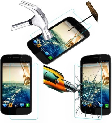 ACM Tempered Glass Guard for Micromax Canvas 4 A210(Pack of 1)