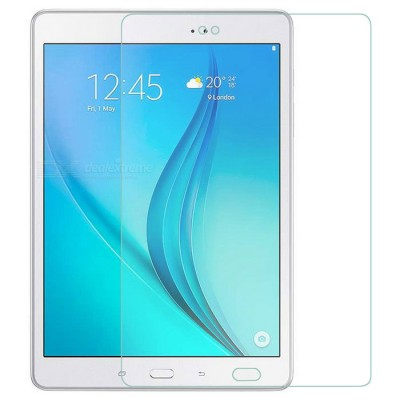 S-Gripline Tempered Glass Guard for Samsung Galaxy Tab E 9.6 T560, T561 at flipkart