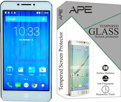 APE Tempered Glass Guard for Micromax Yu Yureka