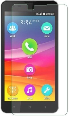 Gulivers Tempered Glass Guard for Micromax Canvas Spark 2 Q334(Pack of 1)