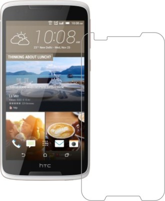 Grafins Tempered Glass Guard for HTC Desire 828 Dual/Single(Pack of 1)
