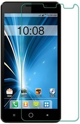 Lively Tempered Glass Guard for Intex Aqua Amaze(Pack of 1)