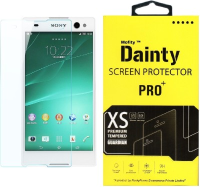 Gulivers Tempered Glass Guard for Sony Xperia C3