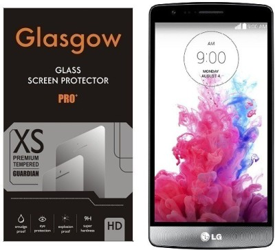 Glasgow Tempered Glass Guard for LG G3 Beat(Pack of 1)