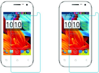 ACM Tempered Glass Guard for Videocon A15f(Pack of 2)