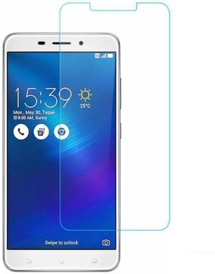 SmartLike Tempered Glass Guard for Asus Zenfone 3 Laser ZC551KL 5.5 Pack of 1 SmartLike Screen Guards