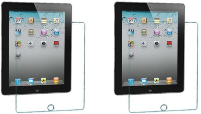 ACM Tempered Glass Guard for Apple iPad 2, Pack of 2, Apple iPad 4, Apple iPad 3(Pack of 2)