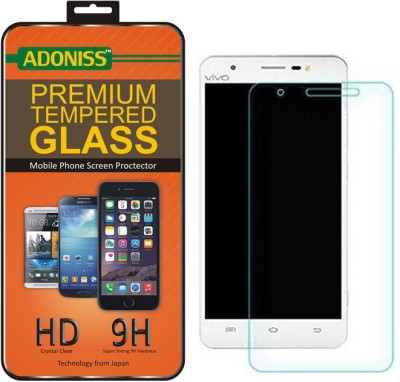 Adoniss Tempered Glass Guard for Vivo V1 Max(Pack of 1)