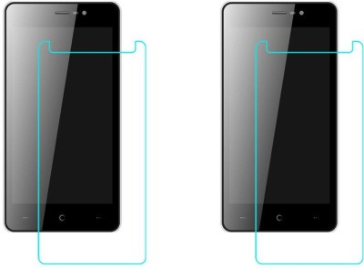 ACM Tempered Glass Guard for Intex Cloud Zest(Pack of 2)