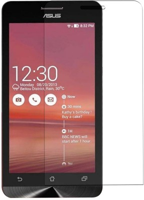SmartLike Tempered Glass Guard for Asus ZenFone Go 4.5 X014D 4.5(Pack of 1)