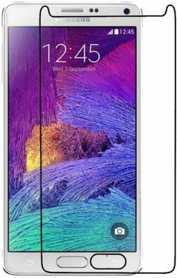 Design Creators Tempered Glass Guard for Samsung Galaxy Note 4(Pack of 1)  available at flipkart for Rs.399