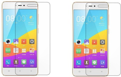 MOBIVIILE Tempered Glass Guard for Gionee F103(Pack of 2)