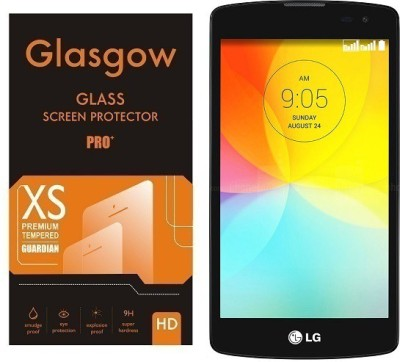Cowboy Tempered Glass Guard for Lg L Fino (D295)
