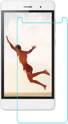 RM WORLD Tempered Glass Guard for Micromax Canvas Spark 4G(Pack of 1)