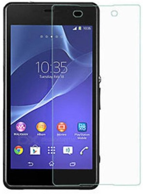 U-Verse Tempered Glass Guard for sony xperia E4(Pack of 1)
