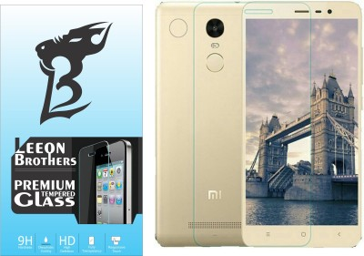 Leeon Brothers Tempered Glass Guard for Xiaomi Redmi Note 2  available at flipkart for Rs.163