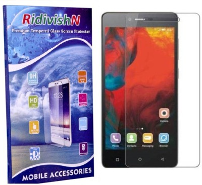 RidivishN Tempered Glass Guard for Gionee Elife S5.5(Pack of 1)