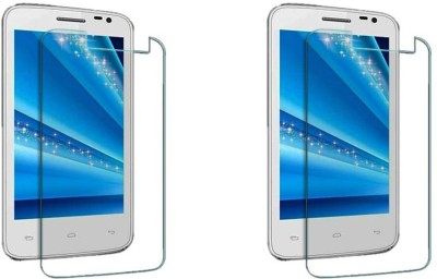 ACM Tempered Glass Guard for Micromax Canvas Juice A77 & A177 (Pack Of 2)