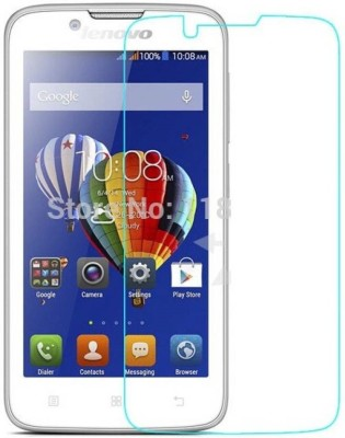 MOBIVIILE Tempered Glass Guard for Lenovo A328(Pack of 1)