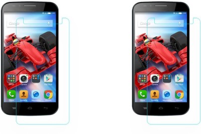 ACM Tempered Glass Guard for Panasonic Eluga Icon, (Pack of 2)(Pack of 2)