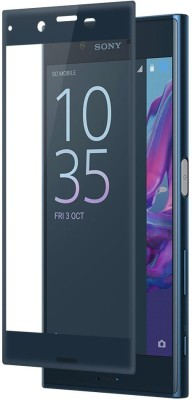 Karimobz Tempered Glass Guard for Sony Xperia XZ(Pack of 1)