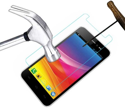 Best Services Tempered Glass Guard for Micromax Canvas Pep Q371