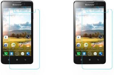 ACM Tempered Glass Guard for Lenovo P780(Pack of 2)