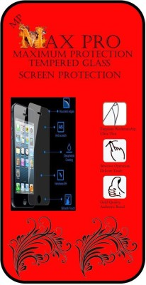 Maxpro Screen Guard for Matte Screen Guard Motorola Moto E3(Pack of 2)