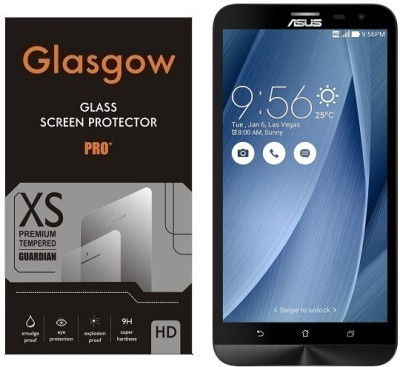 Glasgow Tempered Glass Guard for Asus Zenfone 2 Laser ZE500KL (5 inch Display)