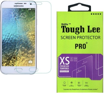 Tough Lee Tempered Glass Guard for Samsung Galaxy E5 (5 inch)