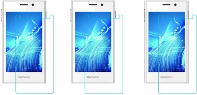 ACM Tempered Glass Guard for Karbonn Smart A11 Star(Pack of 3)