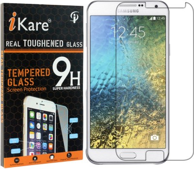iKare Tempered Glass Guard for SAMSUNG Galaxy E7(Pack of 1)