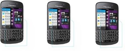 King Tempered Glass Guard for Blackberry Q10