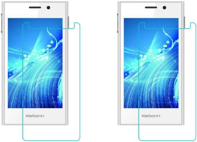 ACM Tempered Glass Guard for Karbonn Smart A11 Star(Pack of 2)