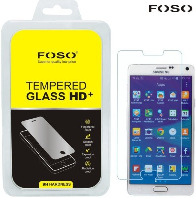 FOSO Tempered Glass Guard for Samsung Galaxy Note 4