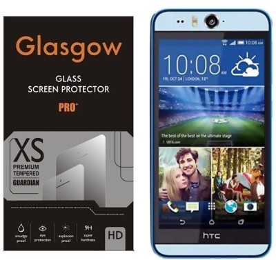 Glasgow Tempered Glass Guard for HTC Desire EYE(Pack of 1)