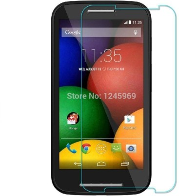 MOBIVIILE Tempered Glass Guard for Motorola Moto G(Pack of 1)