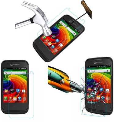 ACM Tempered Glass Guard for Micromax Bolt A28(Pack of 1)