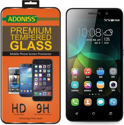 Adoniss Tempered Glass Guard for Honor 4C(Pack of 1)