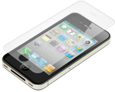 Dajum Tempered Glass Guard for Apple iPhone 4, 4S