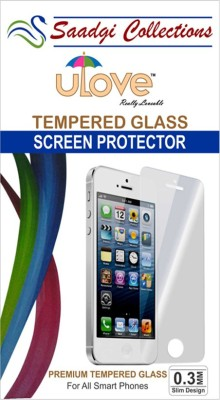 Saadgi Collections Tempered Glass Guard for HTC DM9