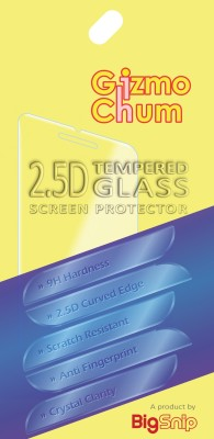 GizmoChum Tempered Glass Guard for Motorola Moto G (3rd Generation), Motorola Moto G Turbo Edition